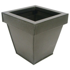 Contemporary Outdoor Pots And Planters by Target