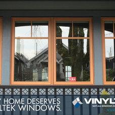 Traditional Windows by Vinyltek Windows & Doors