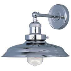 Industrial Wall Sconces by Littman Bros Lighting