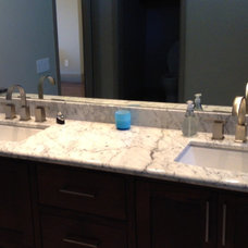 Vanity Tops And Side Splashes by Texas Counter Fitters