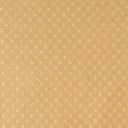 Gold Embroidered Diamonds Suede Heavy Duty Upholstery Fabric By The Yard - P2821 is a heavy duty upholstery grade suede polyester fabric. This fabric is great for all indoor applications.