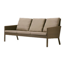 Barlow Tyrie - Nevada Three Seater - Taupe