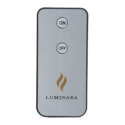 Luminara - Luminara Remote Control For Remote Ready Luminara Candles - Luminara Remote Control for Remote Ready Luminara Candles.