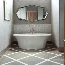 Traditional Bathroom by Anything But Plain, Inc.