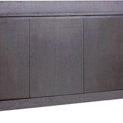 Zen Wooden Buffet By Furniture Resource - Zen Wooden Buffet is charming assets that can decorate a room with utmost perfection and with a noticeable degree of elegance. Add style and function to your dining room with the Zen Wooden Buffet. Constructed from oak veneer frame with a unique Dark Walnut or Light Teawood finishes the Zen Wooden Buffet is a great piece to have in your home.
