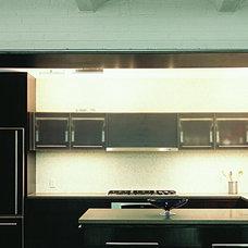 Industrial Kitchen by Workshop/apd