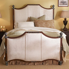 Traditional Beds by Humble Abode
