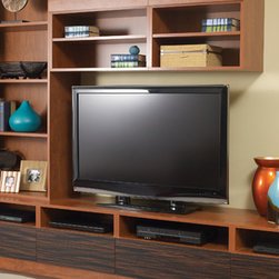 Media and entertainment center -