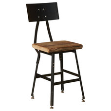 Mediterranean Bar Stools And Counter Stools by UrbanWood Goods
