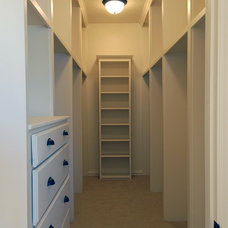 modern closet organizers by C&S Cabinets, Inc