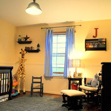Traditional Kids Boy's Nursery