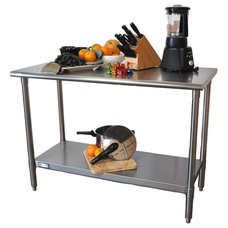 Industrial Kitchen Islands And Kitchen Carts by Amazon