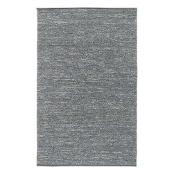 Surya - Hand Woven Continental Rug COT-1941 - 2' x 3' - Natural fibers woven in loops bring a casual look to any home decor. Designed with various fashion colors bring a solid impact to home decor. Hand woven in India from 1% natural fiber, the Continental Collection is a new trend.