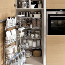 Contemporary Cabinet And Drawer Organizers by Euro Interior California