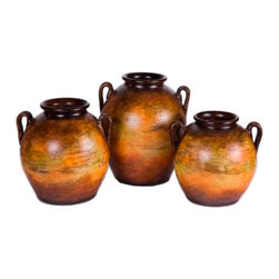Mathews & Company - Newport Ceramic Jars Set of 3 - Our overview of the new Newport Ceramic Jars Set of 3 is on its way but you can still purchase this wonderful piece for your living quarters today. If you have questions about the product just drop a line or send us an email!