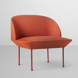 Muuto - Muuto | Oslo Lounge Chair - Design by Andersen & Voll