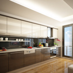 Contemporary Kitchen Cabinetry: Find Cabinetry, Custom ...