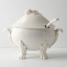 Traditional Tureens by greige/Fluegge Interior Design, Inc.