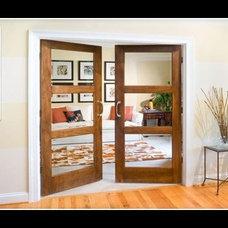 Modern Screen Doors by XO Windows