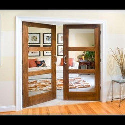 Interior Doors - Photo Credit: XO Windows - Interior Doors