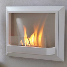 Contemporary Indoor Fireplaces by Realf Flame