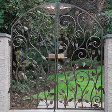 Home Fencing And Gates by Artesano Iron Works