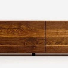 Contemporary Entertainment Centers And Tv Stands by Izm Design