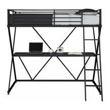 Dorel Abode Loft Bed Instructions