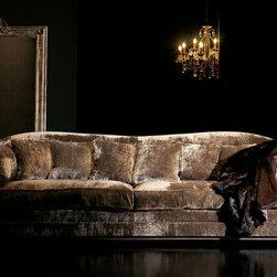 CHARLES SOFA - Charles sofa. Fabric upholstered. Very confortable.