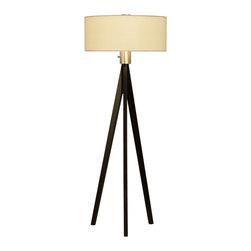 Nova Lighting - Nova Lighting 10858 Tripod Floor Lamp - Nova Lighting 10858 Tripod Floor Lamp