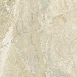 """StonePeak Ceramics - Classic Cremino - Classic and sophisticated timeless porcelain marbles available in three popular colors. Ideal for floors and wall applications, the Classic collection offers 12""""x24"""" and 12""""x12"""" with matching trims and decorative mosaics."""