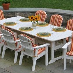 Portsmouth Rectangular Table - Large Rectangular Portsmouth Table