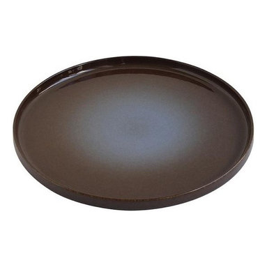 Adonde Dinner Plate - They look just as great on the table as displayed on a shelf. The Adonde Dinner Plate is practical and attractive to store, but more importantly it will truly create a unique dining presentation.