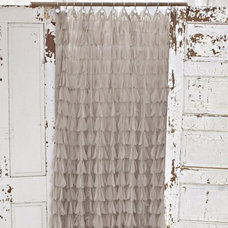 Contemporary Shower Curtains by purehome