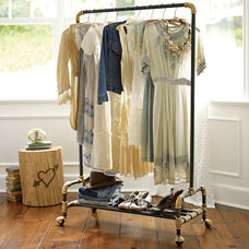 Traditional Clothes Racks by PBteen