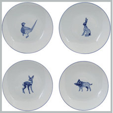 Contemporary Plates by SCP Shop
