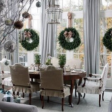 Traditional  by Liz Williams Interiors