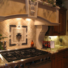 Contemporary Tile by American Tile and Stone/Backsplashtogo