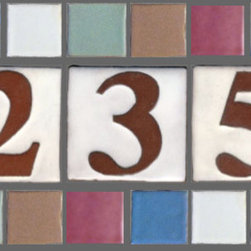mediterranean house numbers find house numbers and