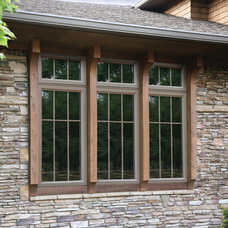 Traditional Windows by Stanek Windows by Great Day Improvements