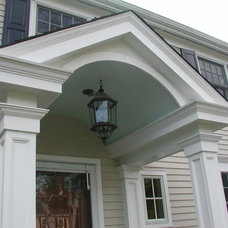 traditional exterior by The Churchill Company  MA