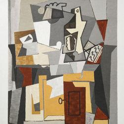 Pablo Picasso Estate Collection Nature Morte a la porte et a la clef Hand Signed - PABLO PICASSO ESTATE COLLECTION