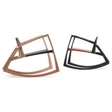 Modern Rocking Chairs by 2Modern