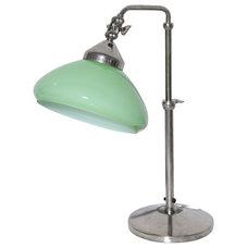 Adjustable Italian Bankers Light at 1stdibs