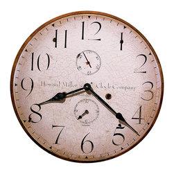 Howard Miller - 620314 Howard Miller Authentic Design Antique Wall Clock - 620-314 Original Howard Miller III