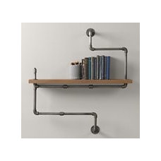 Industrial Pipe Shelf | Shelving & Storage | Restoration Hardware Baby & Child