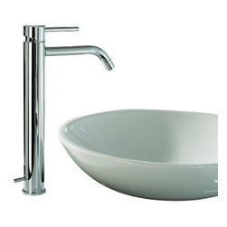 WS Bath Collections - Light LIG 081 Bathroom Faucet - Light LIG 081 Washbasin Mixer without Waste