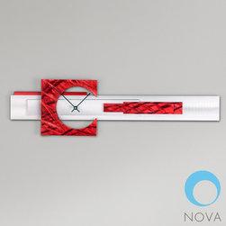 Nova Reach Wall Clock - Nova Reach Wall Clock