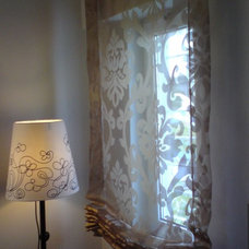 Eclectic Window Blinds by elegance