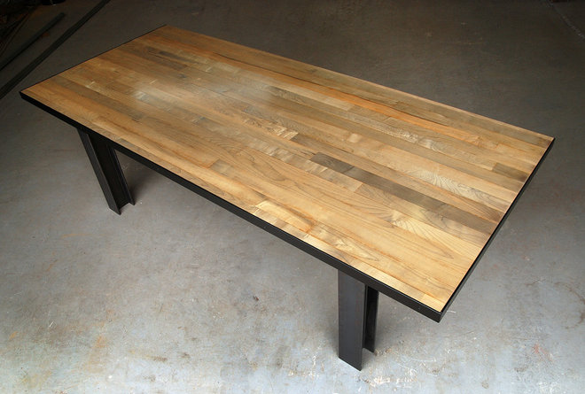 Modern Dining Tables by Windfall Lumber